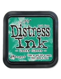 Distress Oxide Pad 3x3 Lucky Clover