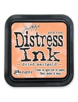 Distress Oxide Pad 3x3 Dried Marigold