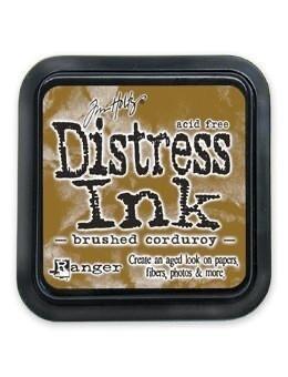 Distress Oxide Pad 3x3 Brushed Corduroy