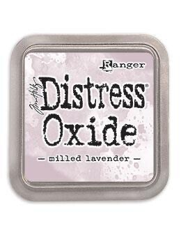 Distress Oxide Pad 3x3 Milled Lavender