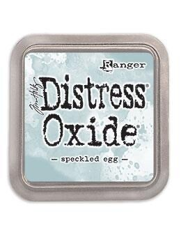 Distress Oxide Pad 3x3 Speckled Egg