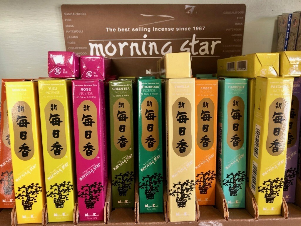 Pine Morning Star Incense & Resin