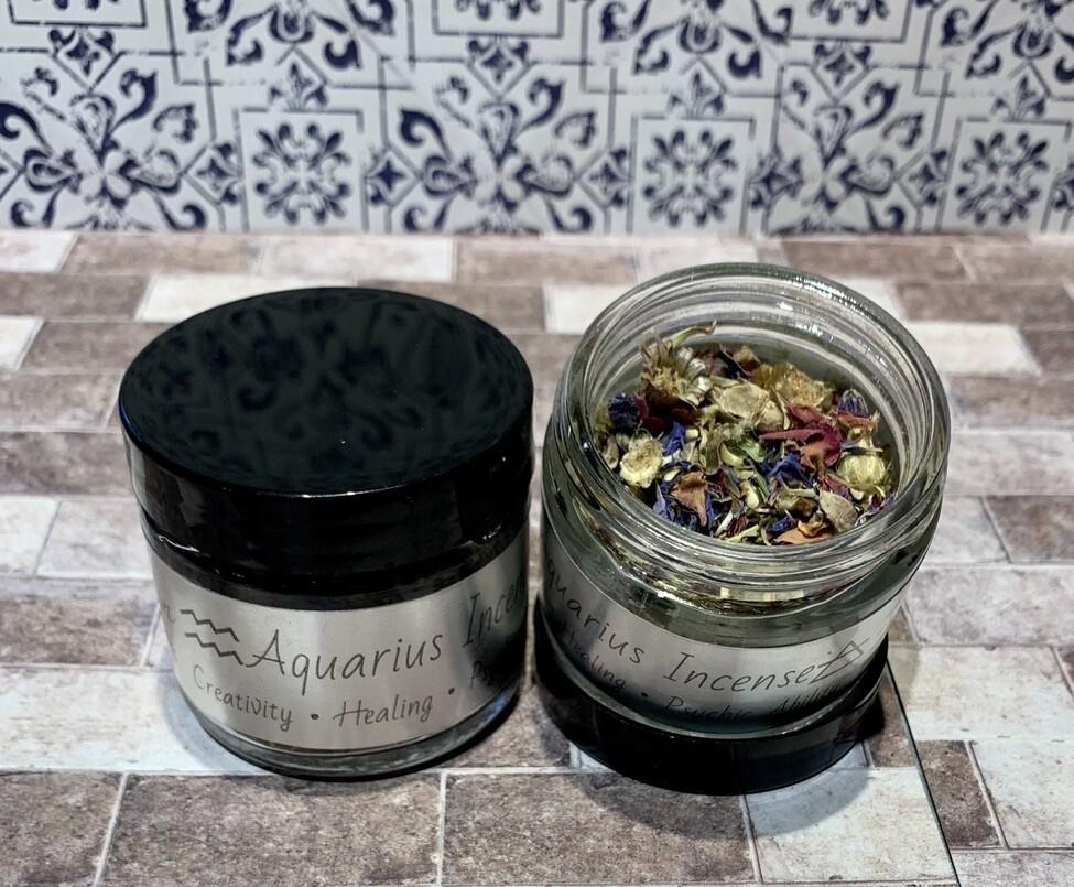 Wild Moon Incense: Aquarius