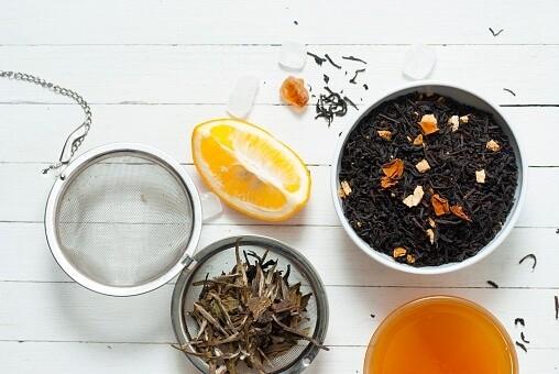 Black Tea Orange