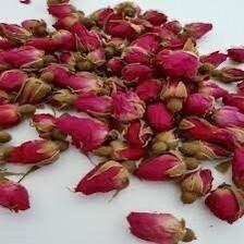 Rose Buds/Petals Red