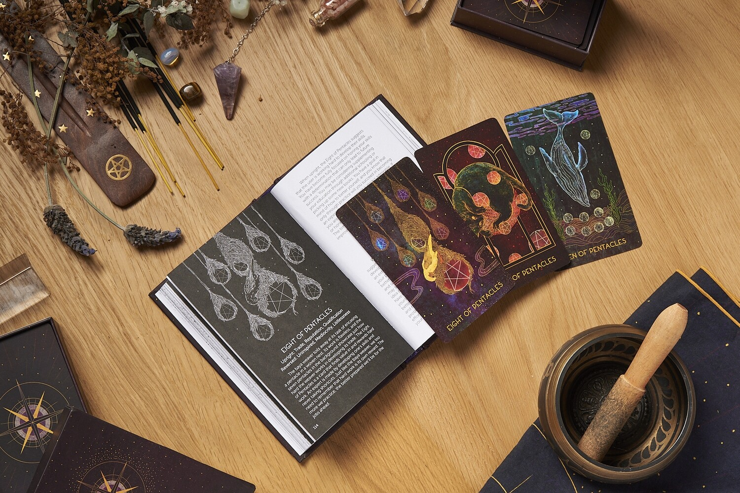 Oriens Tarot Guidebook