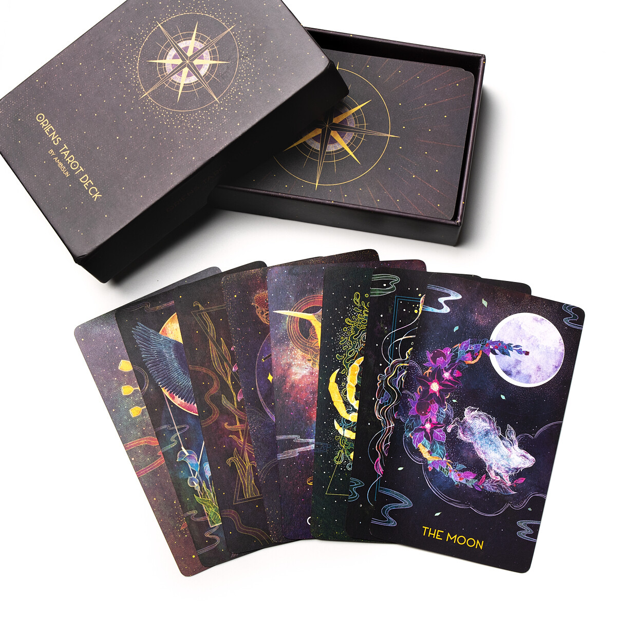 Oriens Tarot Deck - 2ND EDITION