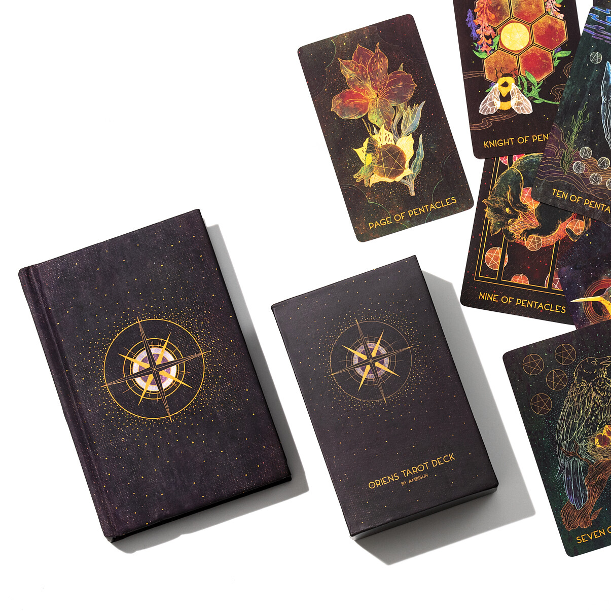 2nd Edition Deck and Book Bundle