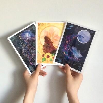 A5 Fine Art Print