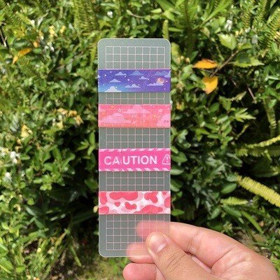 Washi Tape Sample A (40cm)