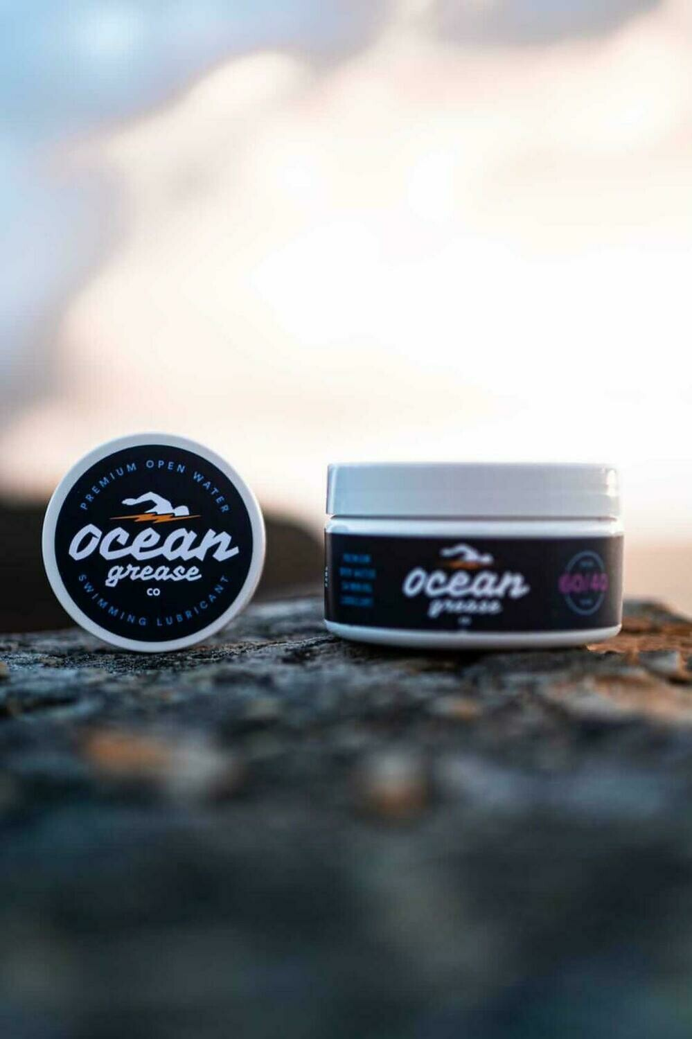 Ocean Grease 60/40 blend Peppermint scent 220g