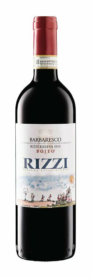 2013 Rizzi Barbaresco Boito Riserva DOCG