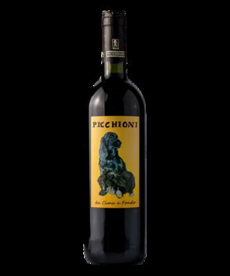 Picchioni 'Da Cima a Fondo' (gently sparkling red wine)
