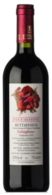 Picchioni Buttafuoco dell'Oltrepò Pavese DOC 2019