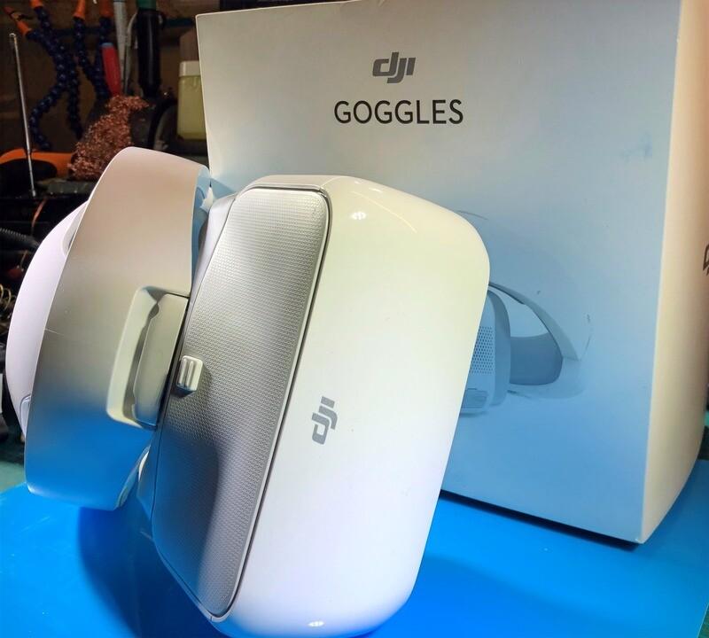 DJI videobril / Video Goggles