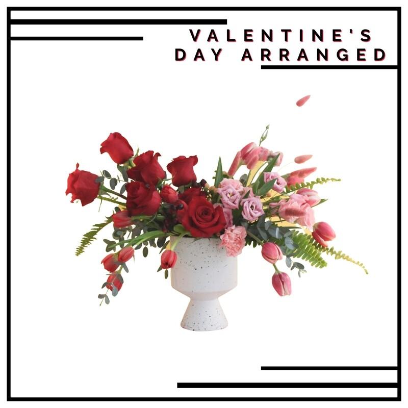 Valentine's Day Arranged
