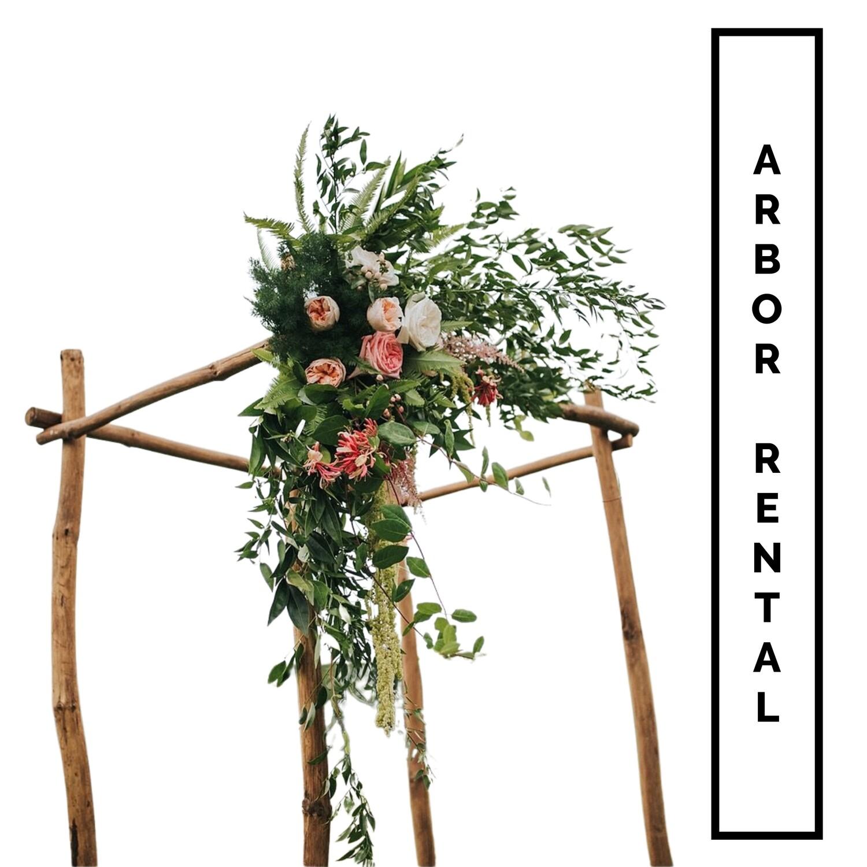 Arbor Rental (Coming Soon)