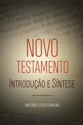 Novo Testamento: Introdução e síntese