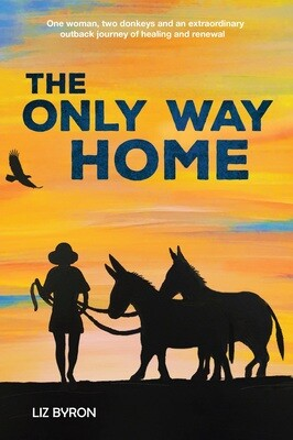 Book - The Only Way Home by Liz Byron