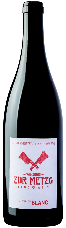 2017 Sauvignon Blanc, Metzgermeisters private Reserve, 75 cl