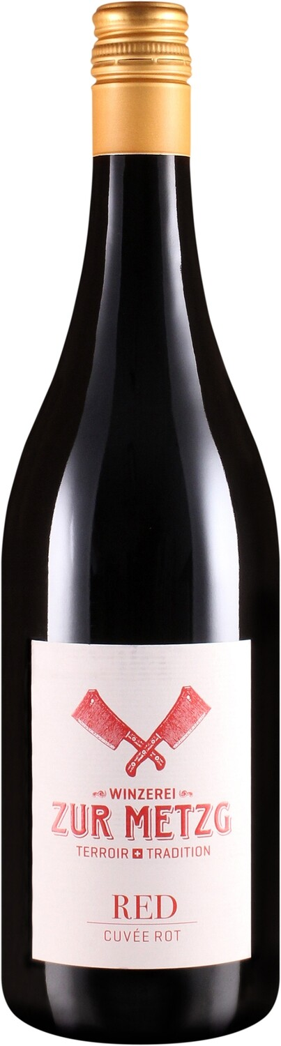 2017 RED - Cuvée Rot, 75 cl