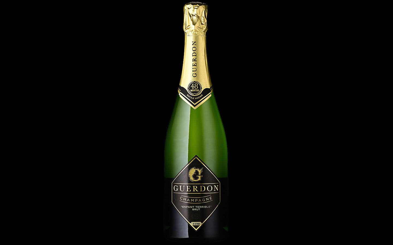 ENFANT TERRIBLE, Guerdon Champagne, brut, 75cl