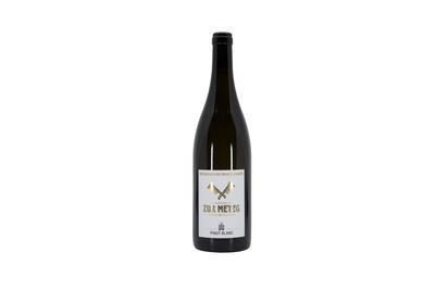 6 Fl.   2018 Pinot Blanc, Metzgermeisters private Reserve, 75 cl (im Paket)