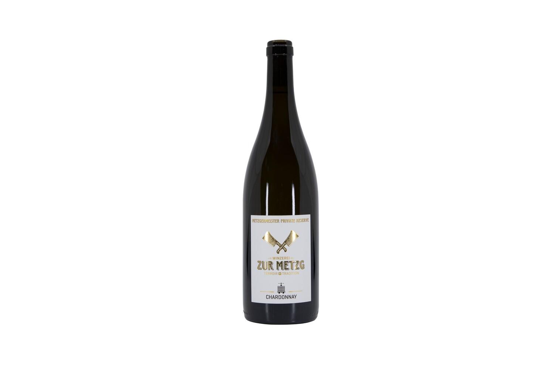 6 Fl.   2018 Chardonnay, Metzgermeisters private Reserve, 75 cl (im Paket)