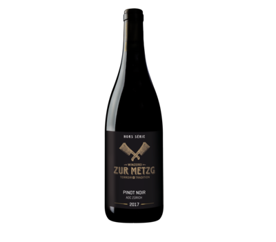 6 Fl.   2017 Pinot Noir *Hors-Série*, 75 cl (im Paket)