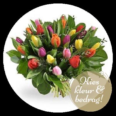 Tulpenboeket