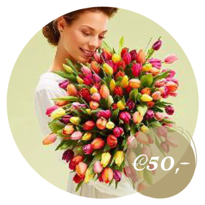 XXL Tulpenboeket
