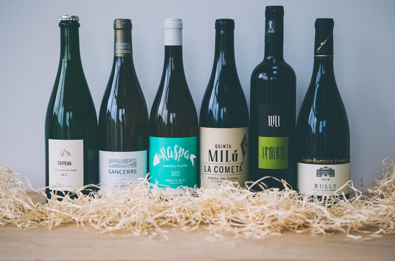 Luxury Wine Selection Small