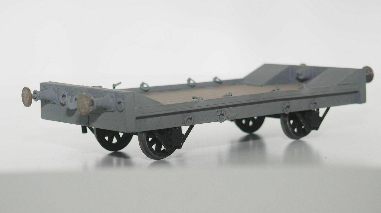 Cambrian Railways/GW Machinery wagon