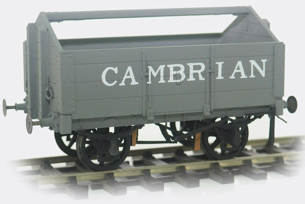 Cambrian Railways/Others Open Lime Wagon
