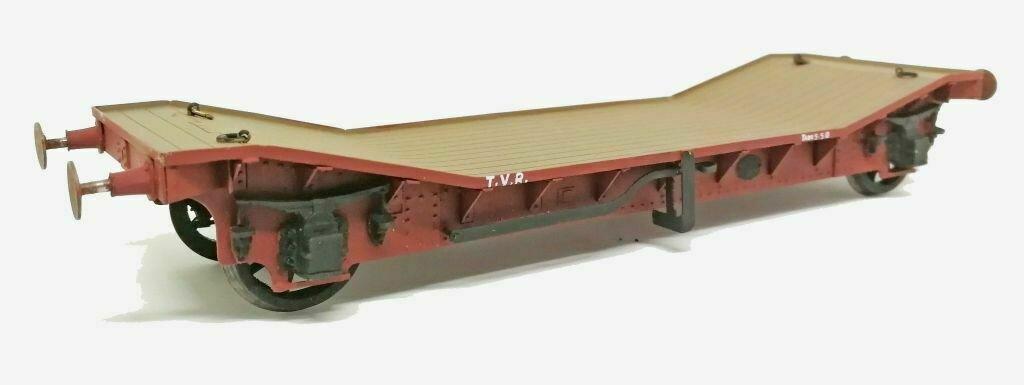 Taff Vale/GW Loriot F Machinery Wagon