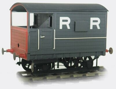 Rhymney Railway � GW 6ton Brake Van