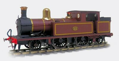 Barry Railway/Neath & Brecon/Metropolitan/Great Western 2-4-0 or 2-4-2 tank loco