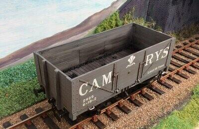 Cambrian Railways/GW 15ton Coal Wagon