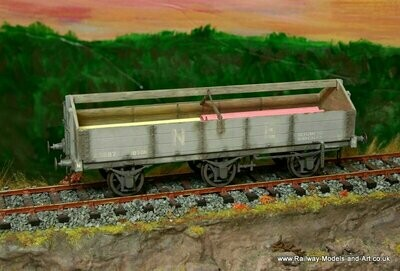 CC005 NBR - LNER Floor cloth Wagon