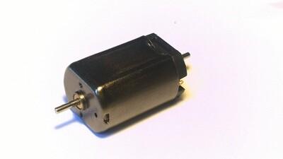 1833 Short Shaft DC motor