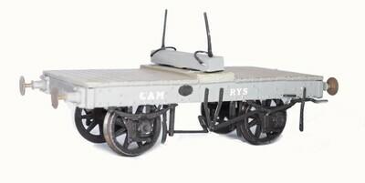 Cambrian Railways/GW Single Bolster Timber Wagon