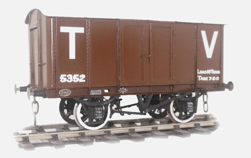 Taff Vale/Great Western/British Rail Iron Mink
