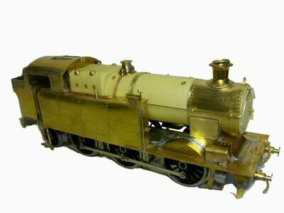 GW / British Railways Rebuilt A Class 0-6-2 Tank Loco