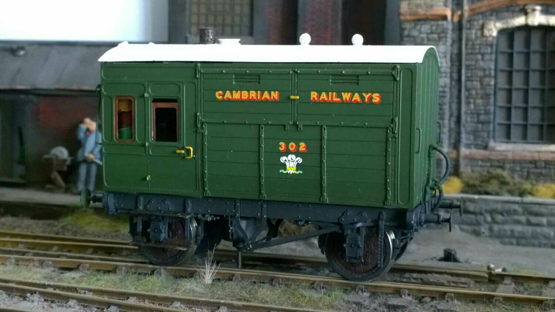 Cambrian Railways/Great Western Horsebox
