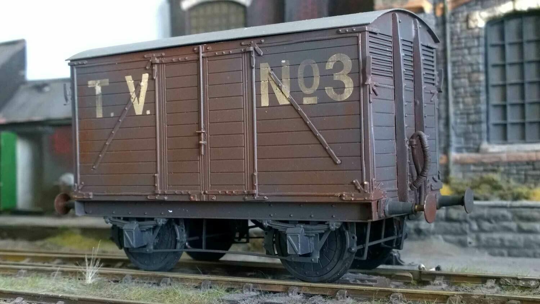 Taff Vale/Great Western Railway Meat Van