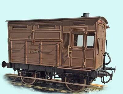 CC025 LSWR/SR Dia.1000 Horsebox