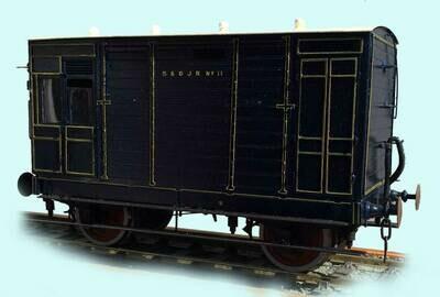 CC022 Somerset & Dorset Horsebox