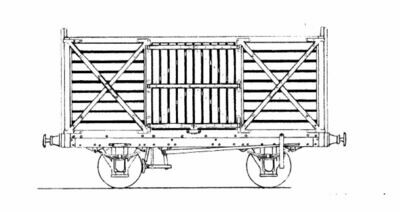 CC002 NBR - LNER 10ton Empty Cask Wagon