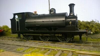 Taff Vale Railway/Great Western/Industrial V class 0-6-0 Saddle Tank
