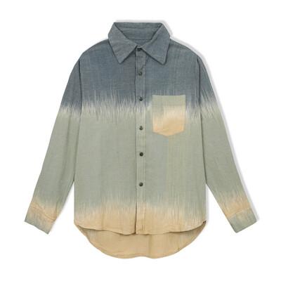 Blue Formentera Shirt